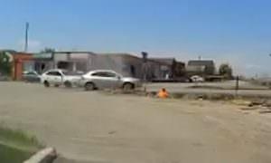 Дерзкое убийство из кровной мести в Ингушетии попало на видео
