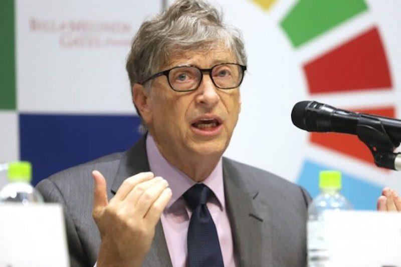 Может оказаться не очень эффективной: Гейтс высказался о вакцине от коронавируса