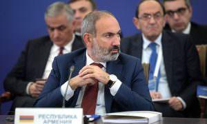 Премьер Армении  Пашинян и вся его семья заразились коронавирусом