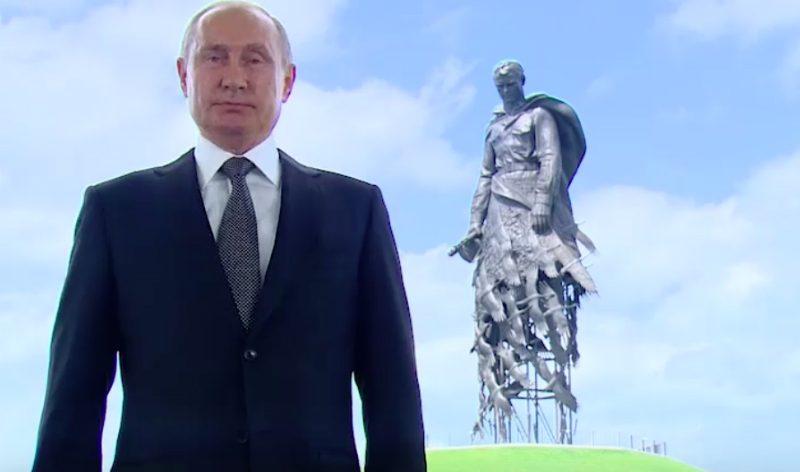 «Голос каждого из вас — самый важный»: Владимир Путин обратился к россиянам