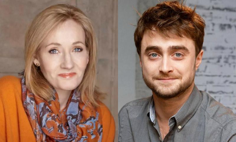 Дэниел Рэдклифф раскритиковал  автора «Гарри Поттера» за трансофобию и расизм