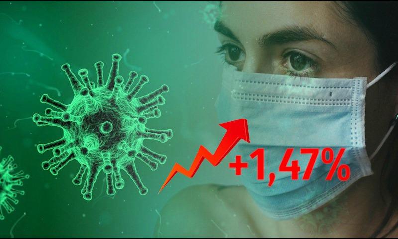 Динамика коронавируса на 15 июня