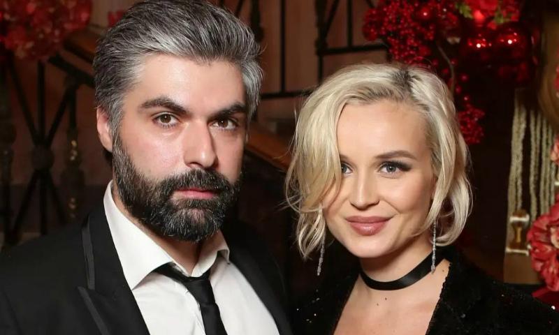Муж Полины Гагариной публично подтвердил развод с певицей