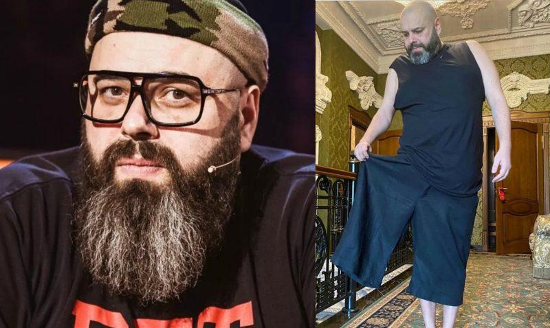 Минус 100 кг! Максим Фадеев показал результат экстремального похудения