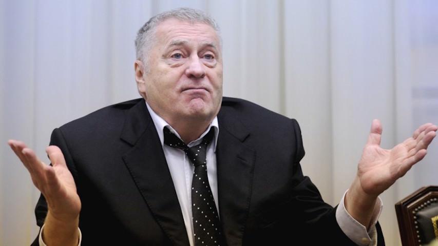 Жириновский предложил США создать «две Америки»