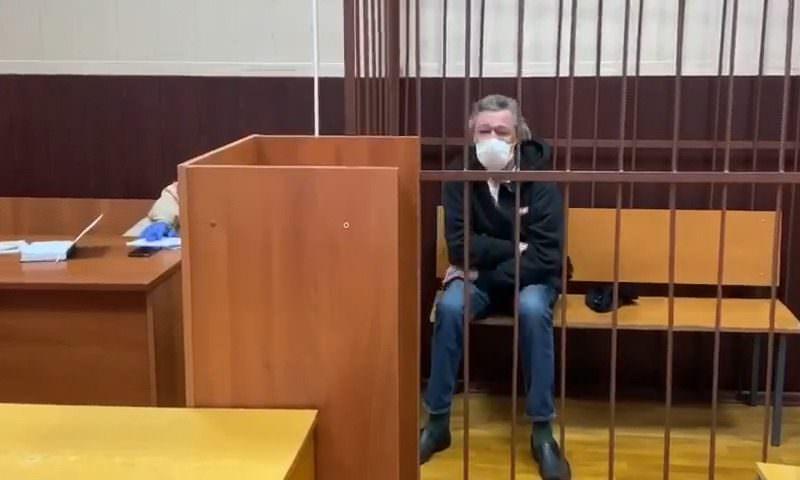 Полгода без прогулок: итоги первого слушания по делу Ефремова