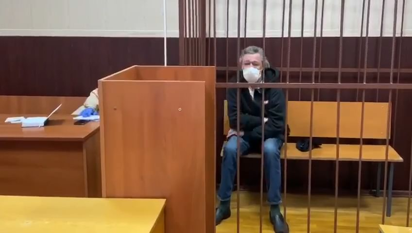 Михаил Ефремов признал свою вину