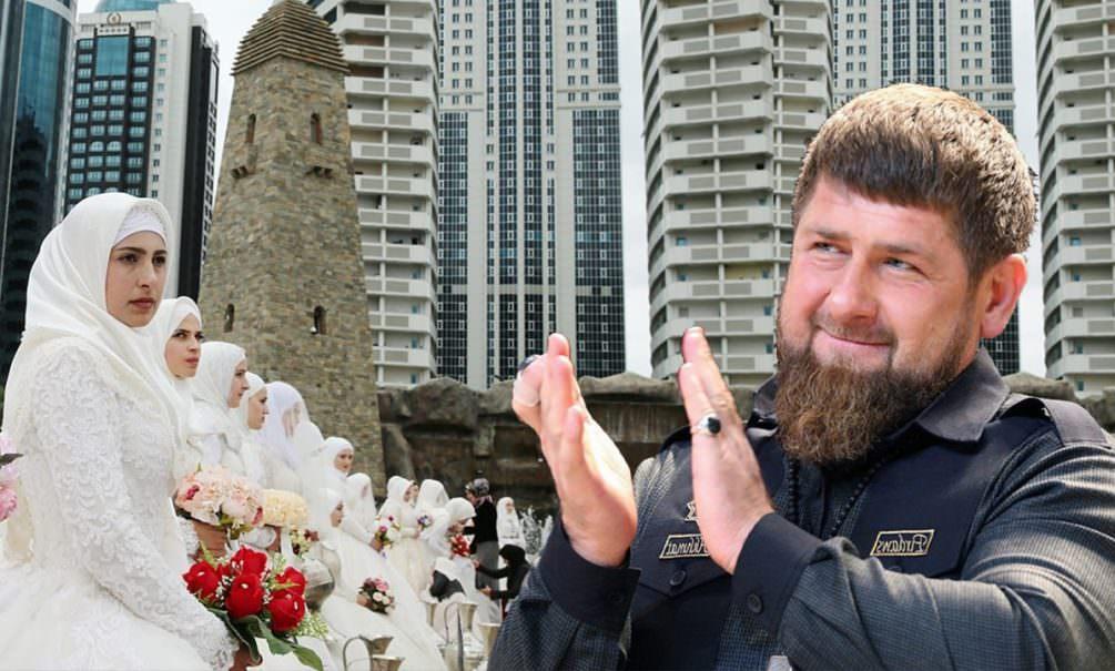Кадыров даст денег на выкуп 207 невест обедневшим из-за пандемии женихам