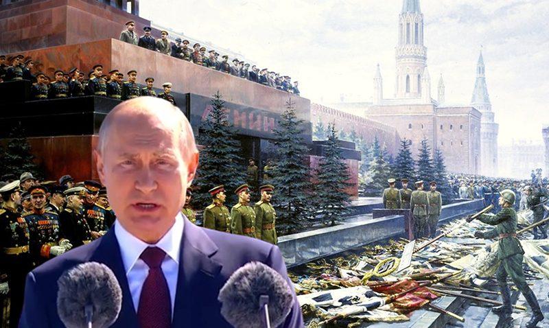 Зачем Путин  проводит парад Победы 24 июня?