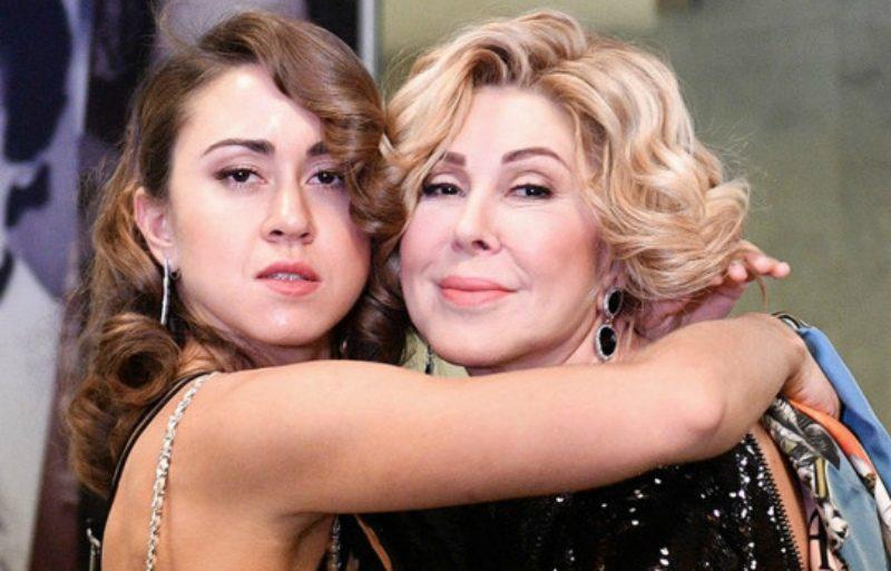 «Раз ты крутая, расскажи!»: дочь обвинила Успенскую в разрушении семьи