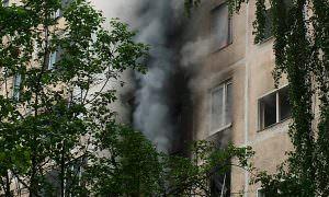 Психически больной пиротехник устроил мощный взрыв в московской многоэтажке
