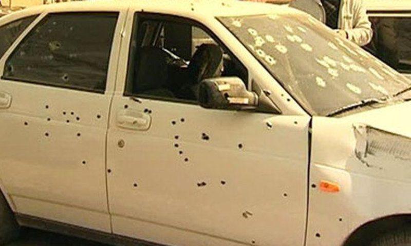 В Ингушетии неизвестные расстреляли росгвардейца, сидевшего в машине с девушкой