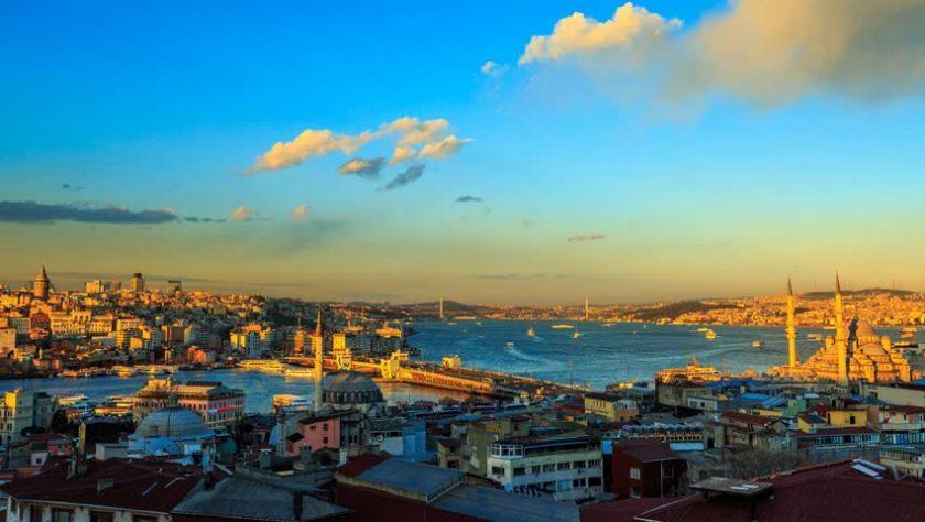 Платные и бесплатные смотровые площадки в Стамбуле