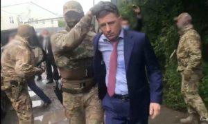 Следствие официально предъявило обвинение губернатору Хабаровского края Сергею Фургалу