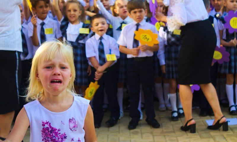 Минпросвещения объявило об отмене школьных линеек 1 сентября