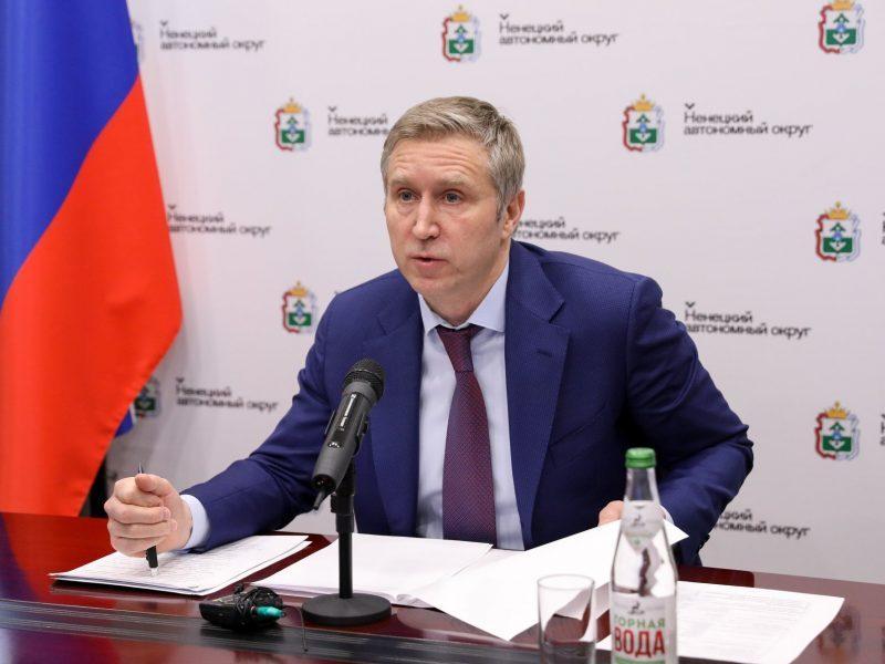 «Идея объединения в НАО категорически непопулярна»: глава региона заявил об отказе от амбициозных планов