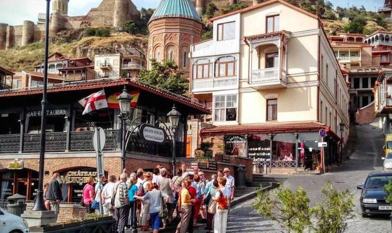 Грузия может открыться для российских туристов в сентябре