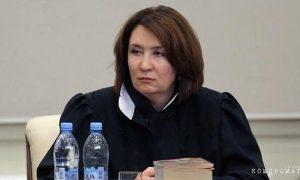 «Золотая судья» Хахалева лишилась своего статуса