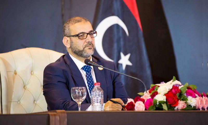 Аль-Мишри, причастный к похищению россиян, переизбран председателем Госсовета ПНС Ливии