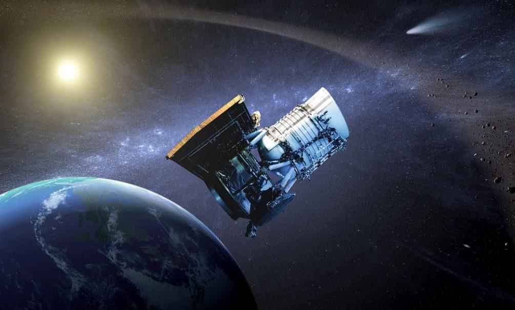 Чего еще не было в 2020 году? Смотрите, как рядом с Землей пролетает комета NEOWISE