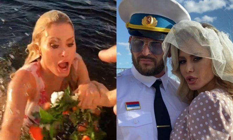 «Столкнул в ледяную воду!»: муж дизайнера Беллы Потёмкиной стал виновником ЧП