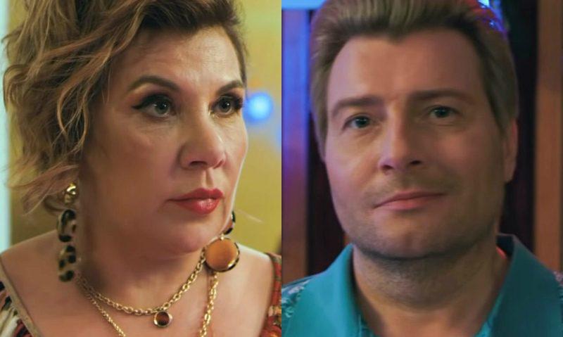 Марина Федункив показала страстный поцелуй с Басковым в летнем клипе «Лав-стори»