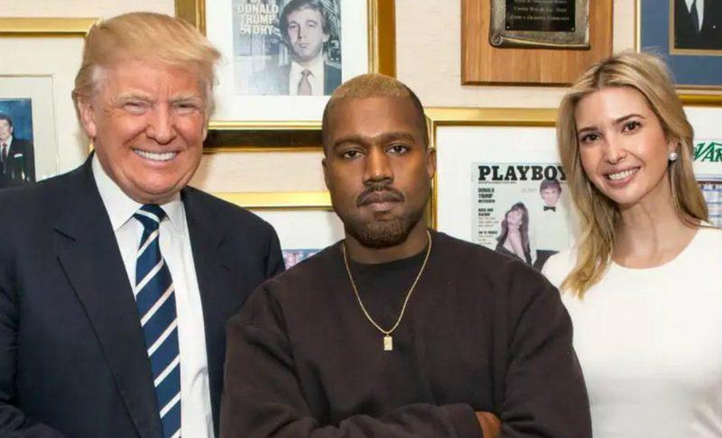 Рэпер Канье Уэст решил баллотироваться в президенты США