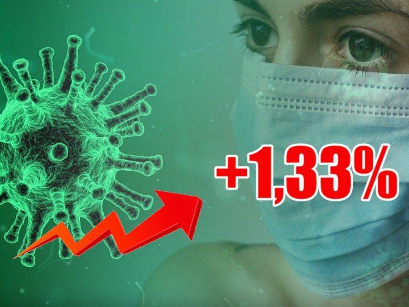 Динамика коронавируса на 12 июля