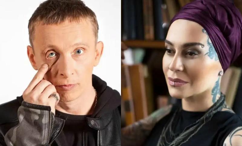 «Господин святоша»: Наргиз жестко ответила Охлобыстину на обвинения в алкоголизме