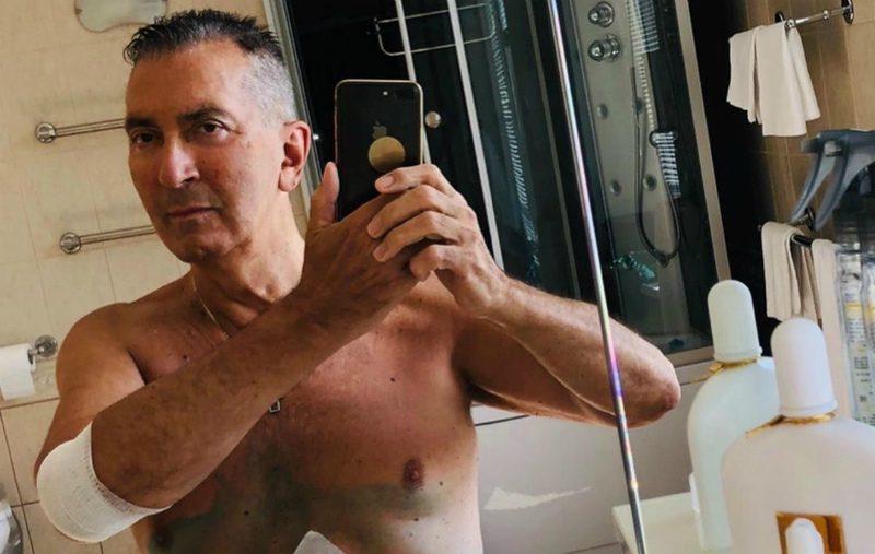 «Догадайтесь, почему схуднул?»: Александр Буйнов перенес операцию