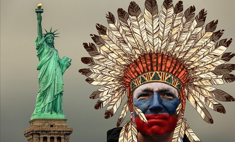 Америка наш! Ученые установили: первые американцы произошли от русских