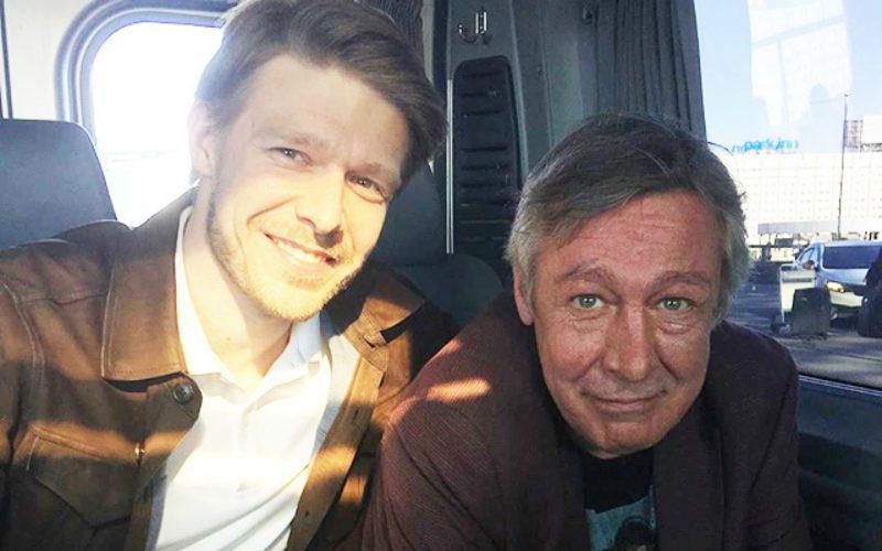 Никита Ефремов ходит к психологу после смертельного ДТП с участием отца