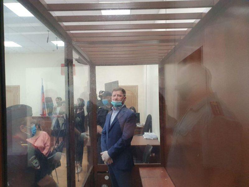 «Арест Фургала раскачает протестную лодку очень сильно»