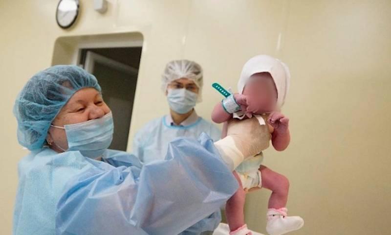 Рязанские медики помогли родить женщине весом 189 килограммов