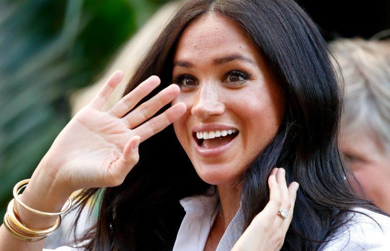СМИ: Меган Маркл ждет второго ребенка