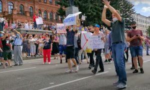 «У людей поменялось отношение к собственному праву голоса»: эксперты оценили протесты в Хабаровске