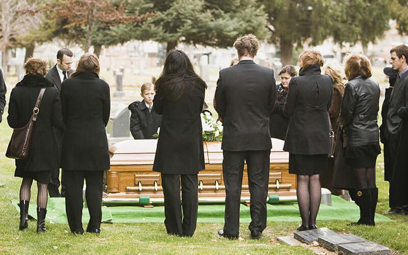 Первые действия в случае смерти близкого человека