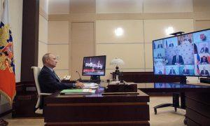 «Ситуация с летальностью выглядит неплохо»: Путин оценил борьбу с коронавирусом