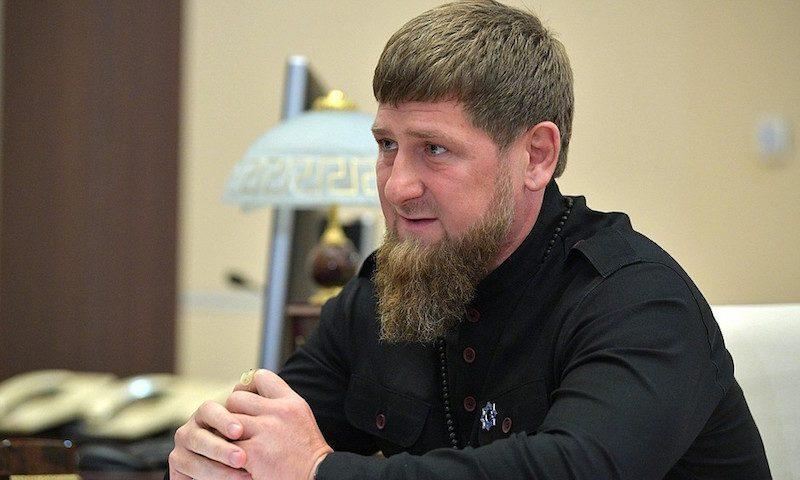 Рамзан Кадыров попал под санкции США