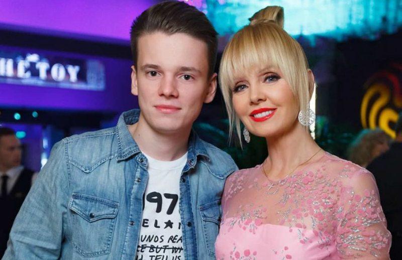 Певица Валерия ответила на «гей-слухи» о ее младшем сыне