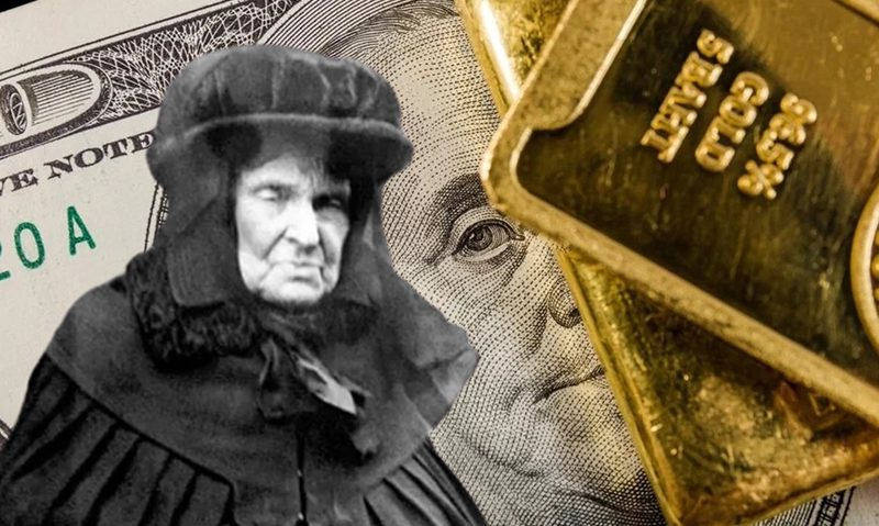 Ведьма? История самой богатой и самой жадной женщины в мире