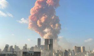 Всё правительство Ливана разом ушло в отставку после смертоносного взрыва в порту Бейрута