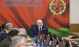 «Мы с ним договорились» –  Лукашенко о своем разговоре с Путиным про военную помощь