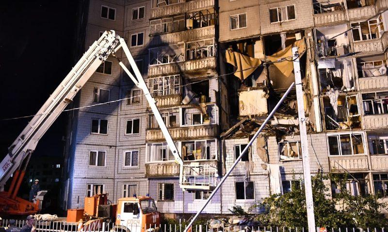 Взрыв в ярославской многоэтажке: число жертв выросло, среди них ребенок