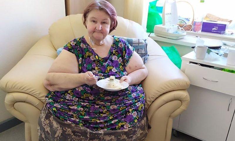 «Самая толстая женщина России», сбросив 200 кг, не прожила и года. Ее изводило внимание людей