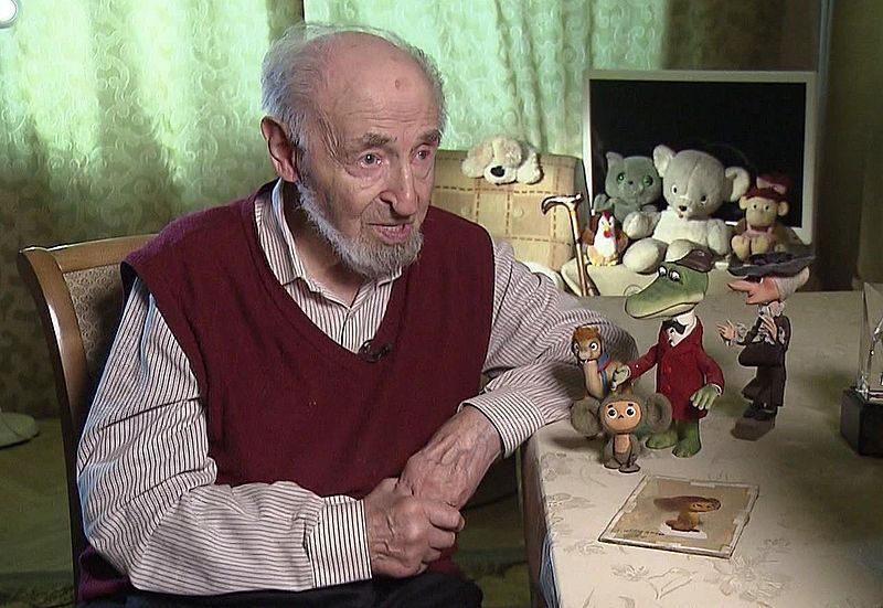 Тот, кто нарисовал наше детство: мультипликатору Леониду Шварцману исполнилось 100