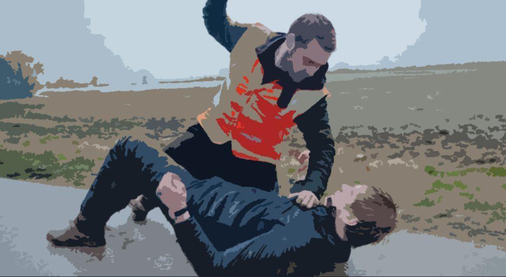 В Ростовской области избили агитатора - ему сломали челюсть