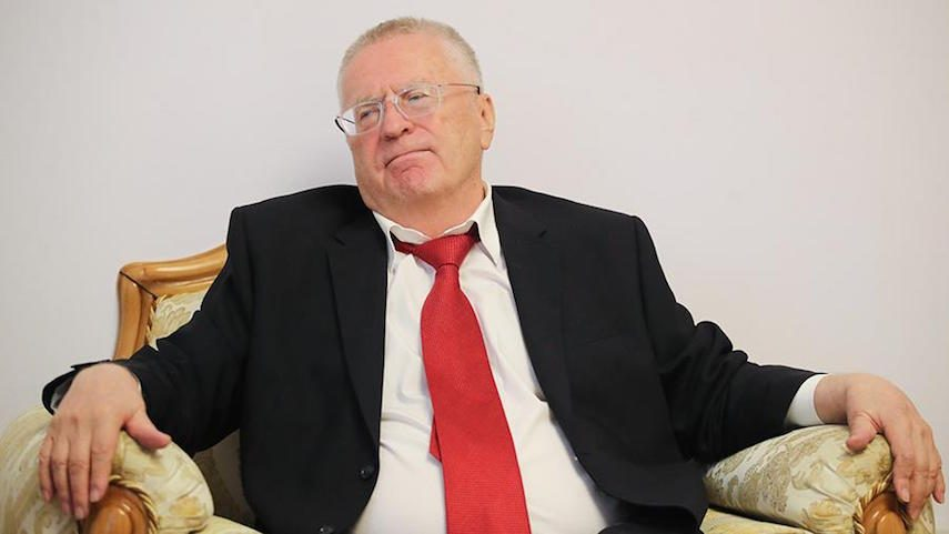«Мне бы сейчас назад — в роддом, в другом городе, от других родителей»: Жириновский поставил жизни «три»