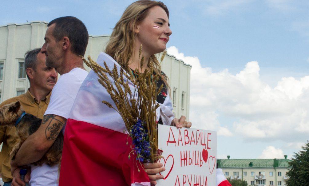 «Всебелорусский марш»: сегодня прошла крупнейшая акция протеста в истории республики