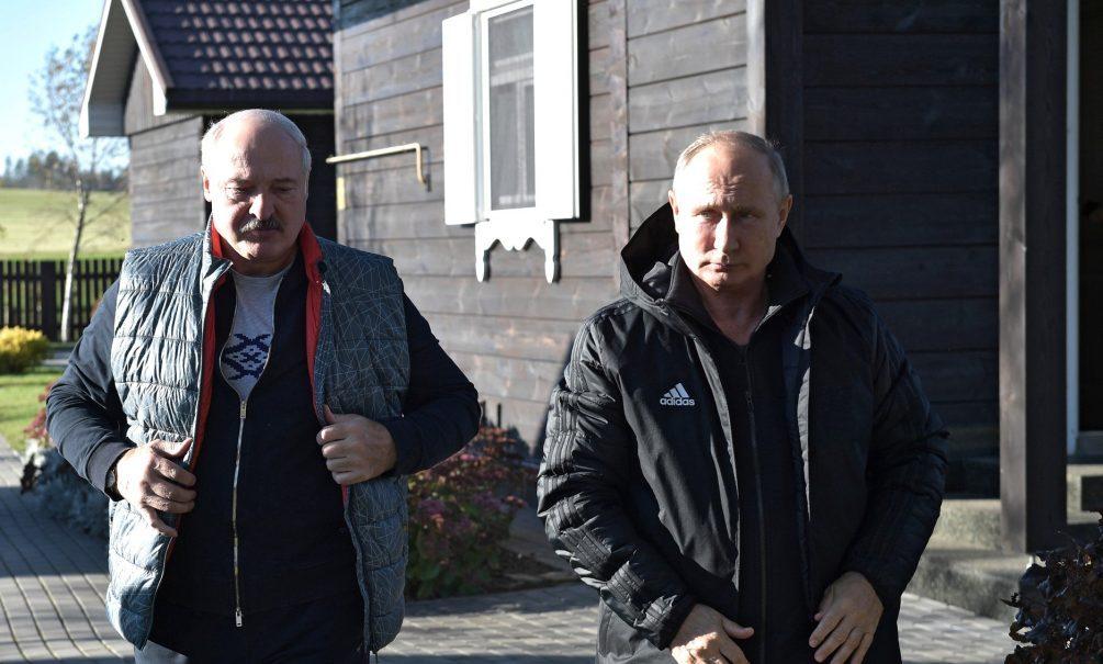Россия подготовила для Белоруссии «вежливых людей»